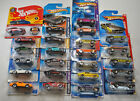 Hot Wheels lot of 24 Cars 69 Camaro Firebird Camaro Z28 Hot Wheels Classics