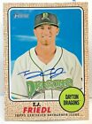 2017 Topps Heritage High Number Baseball Cards 12