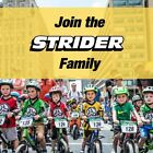 Strider - 12 Sport Balance Bike Tricycles Scooters Wagons Game Toy Kids Gift