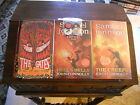 THE GATES HELLS BELLS THE CREEPS John Connolly ALL SIGNED 1st 1sts HCDJ