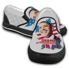 President Barack Obama 44th President Shoes Casual Slip On