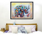 Modern Full Drill Elephant Pattern Coffee Room Hand Embroidery