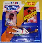 1992 FELIX JOSE St. Louis Cardinals Rookie - FREE s/h - sole Starting Lineup