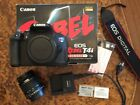 Canon EOS Rebel T4i EOS 650D 180MP Digital SLR Camera Black