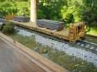 HO 187 TTX Atlas Bulk Head Flat Car Weathered NS CSX BNSF Norfolk Southern UP