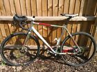 Boardman CX Team Cyclocross Bike 575 frame Aluminium frame carbon fork sram