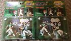 1997-98 Starting Lineup Classic Doubles Football 10 Pc Lot Namath, Unitas, Rice