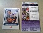 AUTO YOGI BERRA AUTOGRAPH #73 FLEER GREATS OF THE GAME CARD GEM MINT -JSA COA
