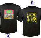 Acid House Music Black Short Sleeve T-shirt
