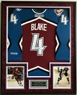 Rob Blake Cards, Rookie Cards and Autographed Memorabilia Guide 27