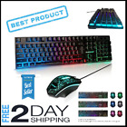 Rainbow Led Keyboard Mouse Set For PS4, PS3 Xbox One and Xbox 360 Gaming