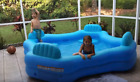 Large Inflatable Swimming Pool Air Pumb Lounge Sturdy Adult Family Kid Backyard