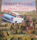 Harry Potter and the Chamber of Secrets Illustrated Edition J K Rowling Signed
