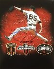 WITH PROOF! TIM LINCECUM Signed Autographed 8x10 Photo San Francisco Giants