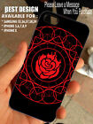 Ruby Rose Symbol Rwby for iPhone and Samsung Galaxy Case