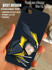 Wolverine Hero Design for iPhone and Samsung Galaxy Case