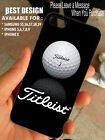 Titleist Golf Ball Logo for iPhone and Samsung Galaxy Case