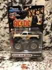 MUSCLE MACHINES MONSTER TRUCK DODGE RAM 1 64 SCALE DIE CAST AC DC M064 05 14