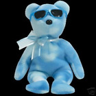 1 X TY Beanie Baby - BERRY ICE the Bear Summer Gift Show Exclusive