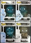 Funko Pop! Haunted Mansion Disney Exclusives set of 4, Gus, Ezra, Phineas and HB