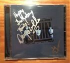 Chain - Eros Of Love And Destruction (Signed by Doogie White and Jem Davis) MSG