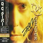 D.C. Cooper - S/T (Japan CD w/ OBI) Royal Hunt / Pink Cream 69 / Unisonic-Signed