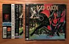 Iced Earth - Days Of Purgatory (Japan CD with OBI - Autographed by Matt