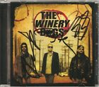 The Winery Dogs - S/T  Autographed by Ritchie Kotzen, Billy Sheehan and Portnoy