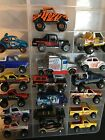 Vintage Hot Wheels Mixed 1980s Die Cast Vehicle Lot Of 19