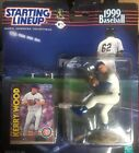 Kerry Wood Chicago Cubs 1999 Starting Lineup Baseball World Series Steve Bartman
