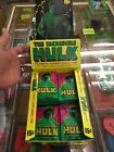 1979 Topps The Incredible Hulk Trading Cards Partial Box 23 Wax Packs-Bixby