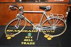 Puch Vintage Classic 27 Mens Bicycle Silver Made In Japan