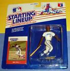 1988 MEL HALL Cleveland Indians #27 - FREE s/h - Rookie Starting Lineup Kenner