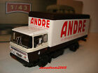 Ixo Altaya Trucks from the past DAF a 2600 Van/Wagon Shoemaker Andre Au 1 /43°
