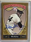 2013 Panini Cooperstown: Willie McCovey Auto #2 9 (Recollection Collection)