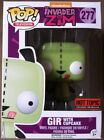 Funko Pop! Gir with Cupcake #277, Hot Topic Exclusive, Invader Zim, hard to find
