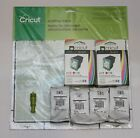 Cricut Bundle 2 Mats Tricolor and Black Ink New unopened expired