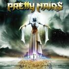 PRETTY MAIDS Louder Than Ever + 1 JAPAN CD Nordic Union Missing Tide Zan Clan