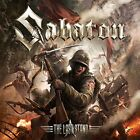 SABATON The Last Stand + 3 JAPAN CD + DVD Stormwind Nocturnal Rites Evergrey TME