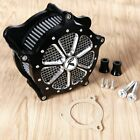 Shallow Cut Air Cleaner Kit Fit For Harley Touring Street Glide FLHX 2017 2018