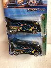 2005 Hot Wheels VW DRAG BUS Treasure Hunt 13 12 Both Dark  Clear Base Variatio