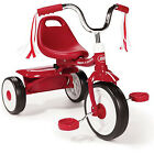 RADIO FLYER FOLDING TRIKE Child Toddler Kids Bike Trycicle Outdoor Ride Red