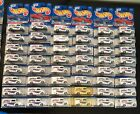 1998 Hot Wheels 645 First Editions 10 40 DAIRY DELIVERY White HUGE LOT OF 48