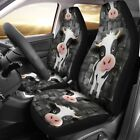 Cute Cow Print Car Seat Covers-free Shipping