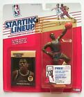 1988 ROOKIE STARTING LINEUP - SLU - NBA - PATRICK EWING - KNICKS W/PROMO LABEL