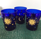 Set of 3 Libbey Celestial 4 3/8