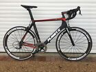 Planet X n2a Carbon Aero Road Bike  Carbon Clinchers And SRAM Red