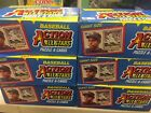 LOT OF 6 1983 DONRUSS ALL STARS PUZZLE UNOPENED BOXES
