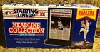 Starting Lineup 1992 Nolan Ryan Texas Rangers Headline Collection
