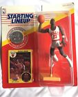 1991 Michael Jordan SLU Starting Lineup Figure Chicago Bulls Sealed
